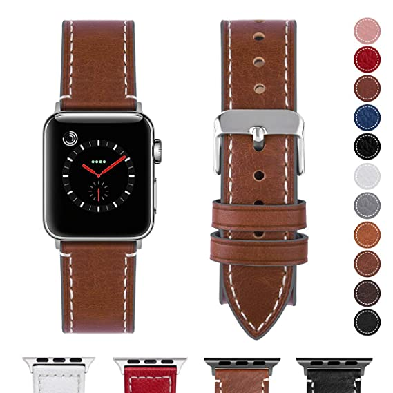 d2597df0e51 Image Unavailable. Image not available for. Color  Fullmosa Compatible  Apple Watch Band ...