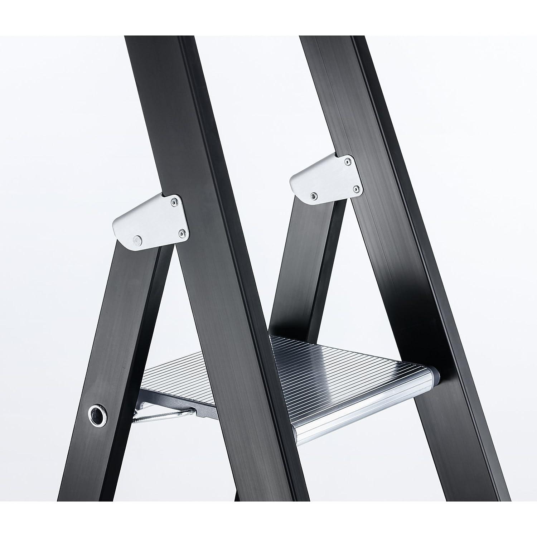 ZARGES LM-Schwerlast-Stehleiter 6 Sprossen Z600