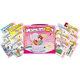 Fancy Nancy's 12-Book Fantastic Phonics Fun!: Includes 12 Mini-Books Featuring Short and Long Vowel Sounds (My First I Can Re