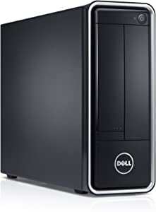 Dell Inspiron 660s Small Form Factor PC, Intel Core i3-3240 3.4GHz, 8G DDR3, 500G, Windows 10 Pro 64 Bit-Multi-Language Supports English/Spanish/French(Renewed)