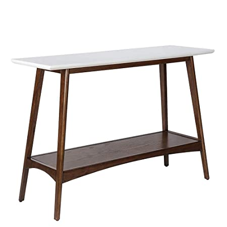 Parker Console White Pecan See Below