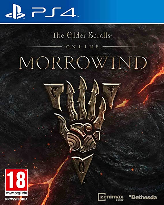 The Elder Scrolls Online Morrowind: Amazon.es: Videojuegos