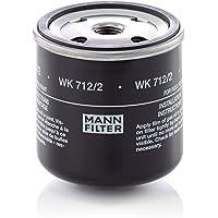 MANN-FILTER WK 712/2 Filtro de Combustible, para vehículos de utilidad