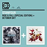 2 for 1: Rise & Fall / October Sky