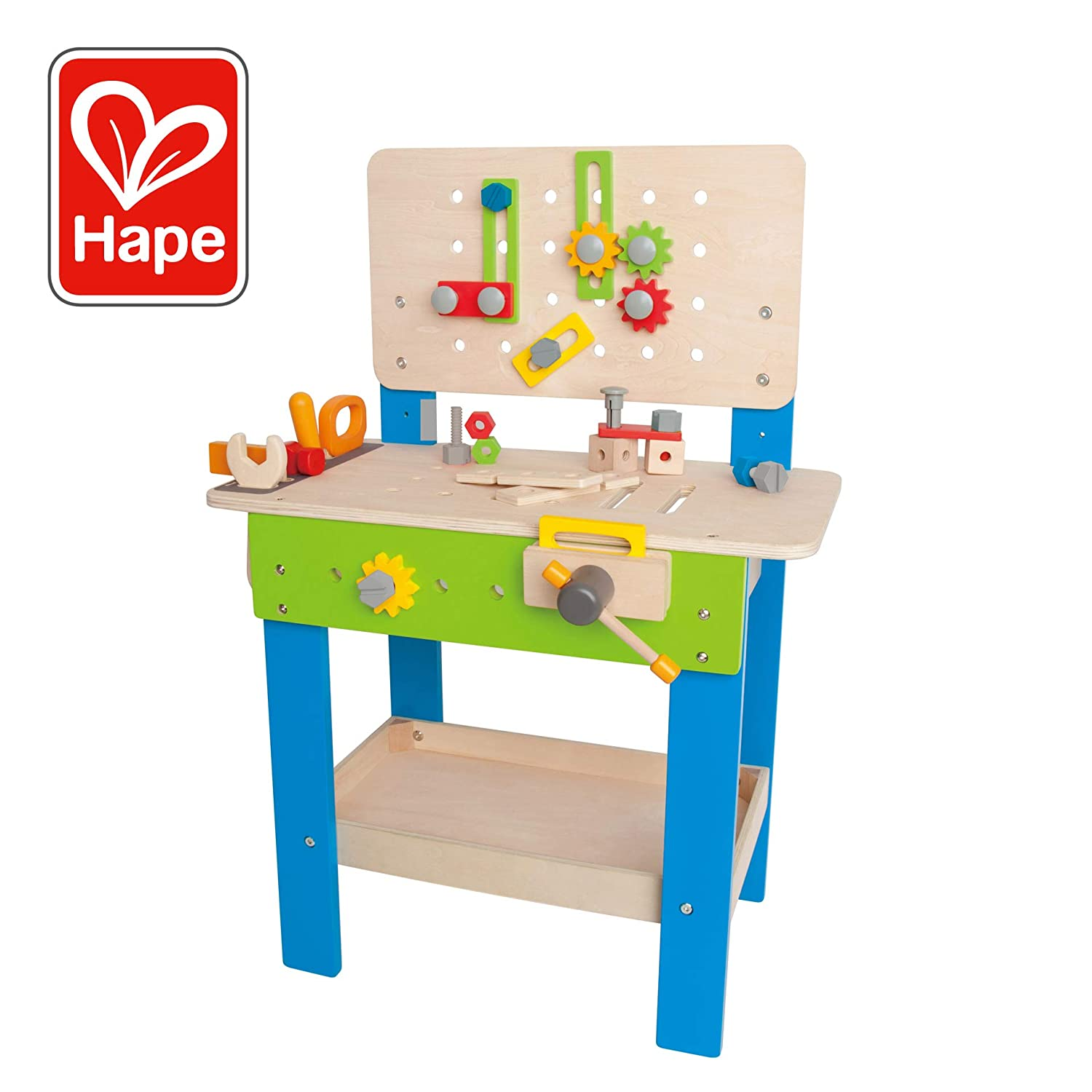 Top 9 Best Kids Toy Tool Bench Reviews in 2019 4
