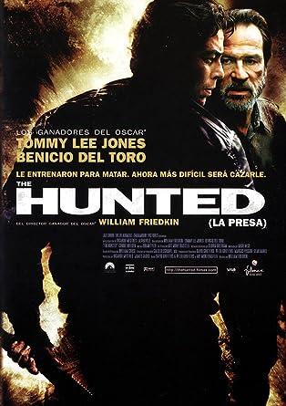 Hunted (La Presa), The [DVD]: Amazon.es: Tommy Lee Jones ...