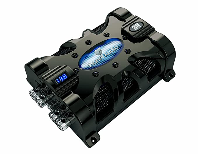Amazon Com Planet Audio Pc20f 20 Farad Car Capacitor For Energy