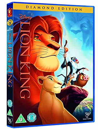 Amazon Com The Lion King Diamond Edition Usa Non Compatible Product Region 2 Movies Tv