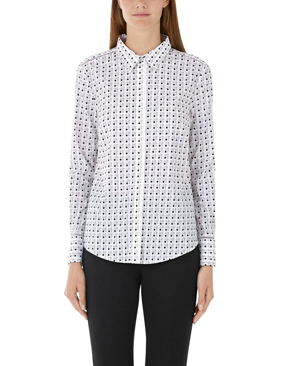 Marc Cain Additions Women's Ga 51.02 W38 Blouse