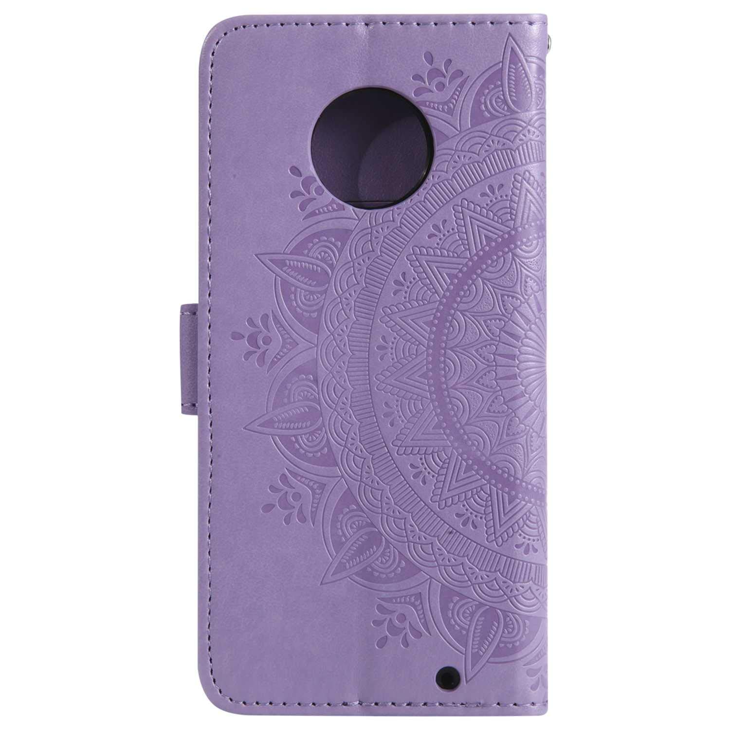 Card Slots Moto G6 Plus Case The Grafu Leather Case Kickstand Function Premium Wallet Case with Blue Flip Notebook Cover for Moto G6 Plus