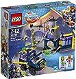 "LEGO UK 41237 ""Batgirl Secret Bunker"" Construction Toy"
