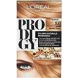 L'Oréal Paris Prodigy Colorazione Permanente, 8.0 Dune Biondo Chiaro