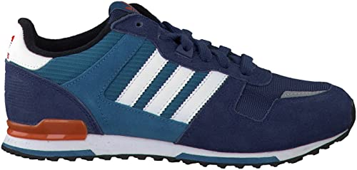 Zapatillas adidas - Zx 700 K Azul Star/Blanco 36 2/3: Amazon.es: Zapatos y complementos