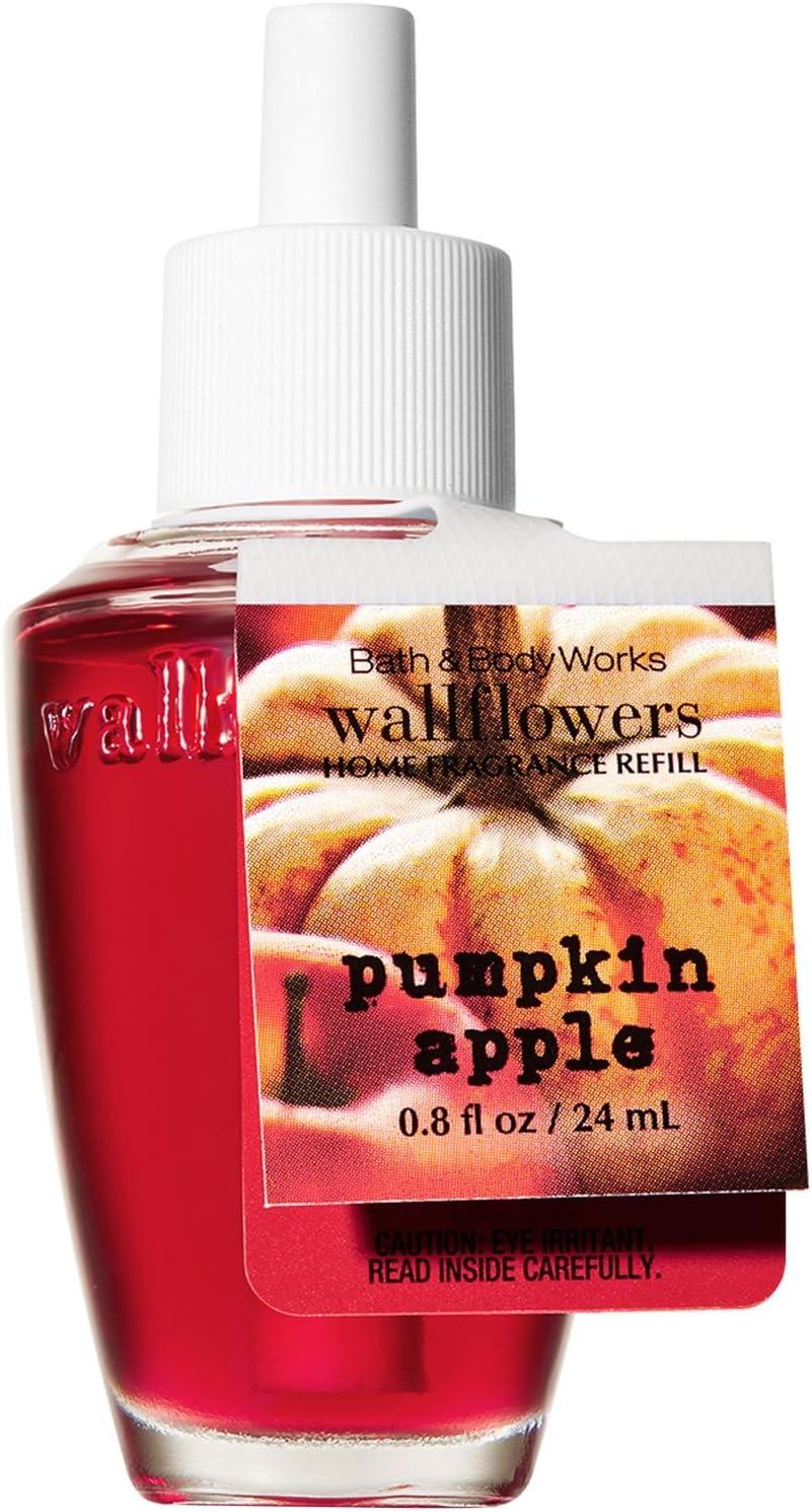 Bath & Body Works PUMPKIN APPLE Wallflowers Fragrance Refill
