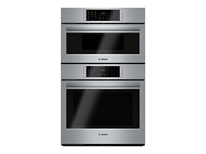 Amazon Com Bosch S800 Combination Wall Oven Speed Oven Touch
