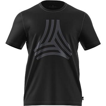 b128aa598 adidas Men s Tan Logo Tee T-Shirt  Amazon.co.uk  Sports   Outdoors