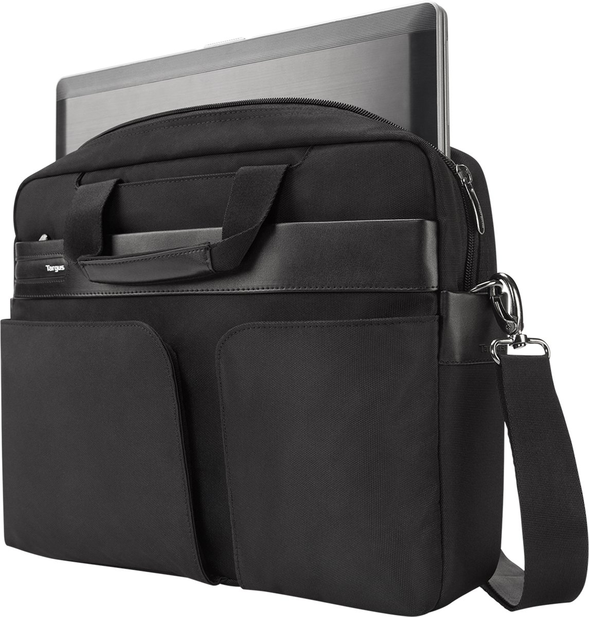 Targus Lomax Ultra Thin Top Load Bag for 15.6 Laptops TBT241US