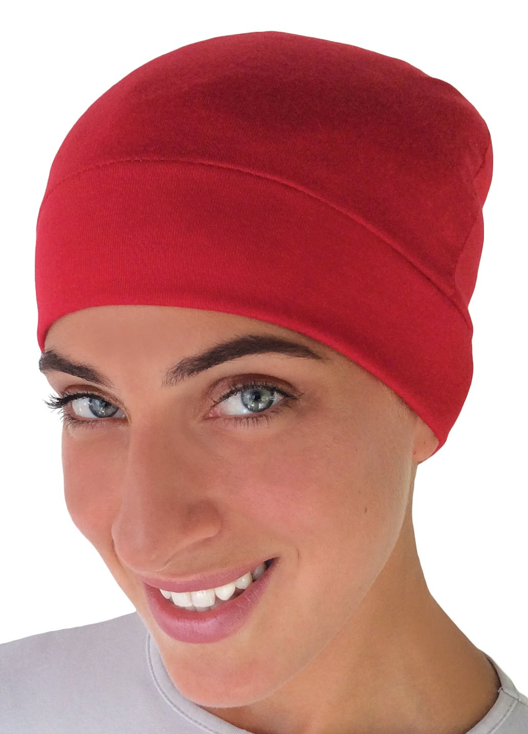 Soft Comfy Sleep and Chemo Cap, Hat Liner Uptown Girl Headwear
