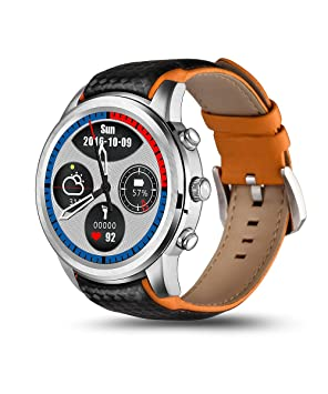 M5 Reloj inteligente Android 5.1 OS MTK6580 Quad Core Processor ...