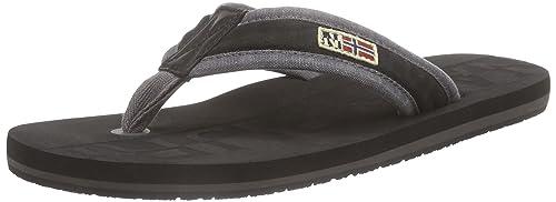 super popular 06498 8b9cb Napapijri Footwear Herren Toledo Zehentrenner
