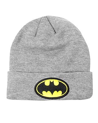 Amazon.com  Unisex-Erwachsener - Official - Batman - Beanie  Clothing d08ba5f8bba