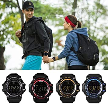 Wekold Smartwatch Waterproof IP67 Smart Watch Reloj de Pulsera ...