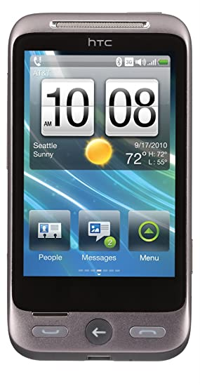 Amazon com: HTC Freestyle Unlocked GSM Brew MP OS Touchscreen