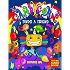 Candycorn Finds a Friend - A Kids Bedtime Story for Ages 3-5 years about finding friendship and acceptance with a thoughtful