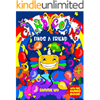 Candycorn Finds a Friend - A Kids Bedtime Story for Ages 3-5 years about finding friendship and acceptance with a…