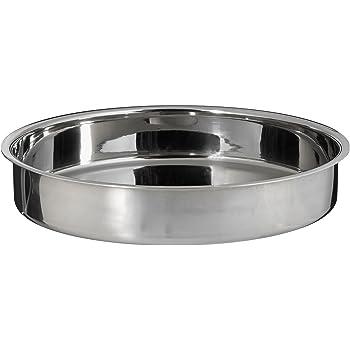 Amazon Com Fox Run 4865 Round Cake Pan Stainless Steel