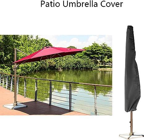 Nice Umbrellas Cover Anti-UV Proof Patio Umbrella Cover Waterproof Quality S3N7