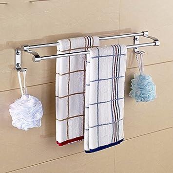 bbslt Rack Handtuchhalter Badezimmer Handtuchwärmer aus Edelstahl ...