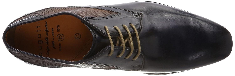 Bugatti Bugatti Bugatti 311252072121, Zapatos de Cordones Derby para Hombre 62d9df