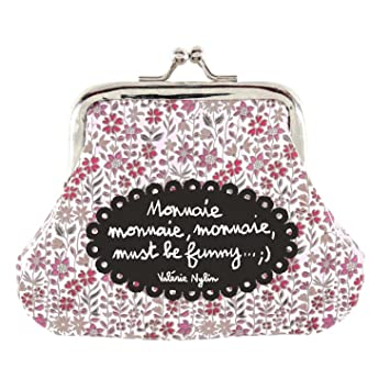 Derriere la Porte - Monedero Mujer Rosa 8x11: Amazon.es ...