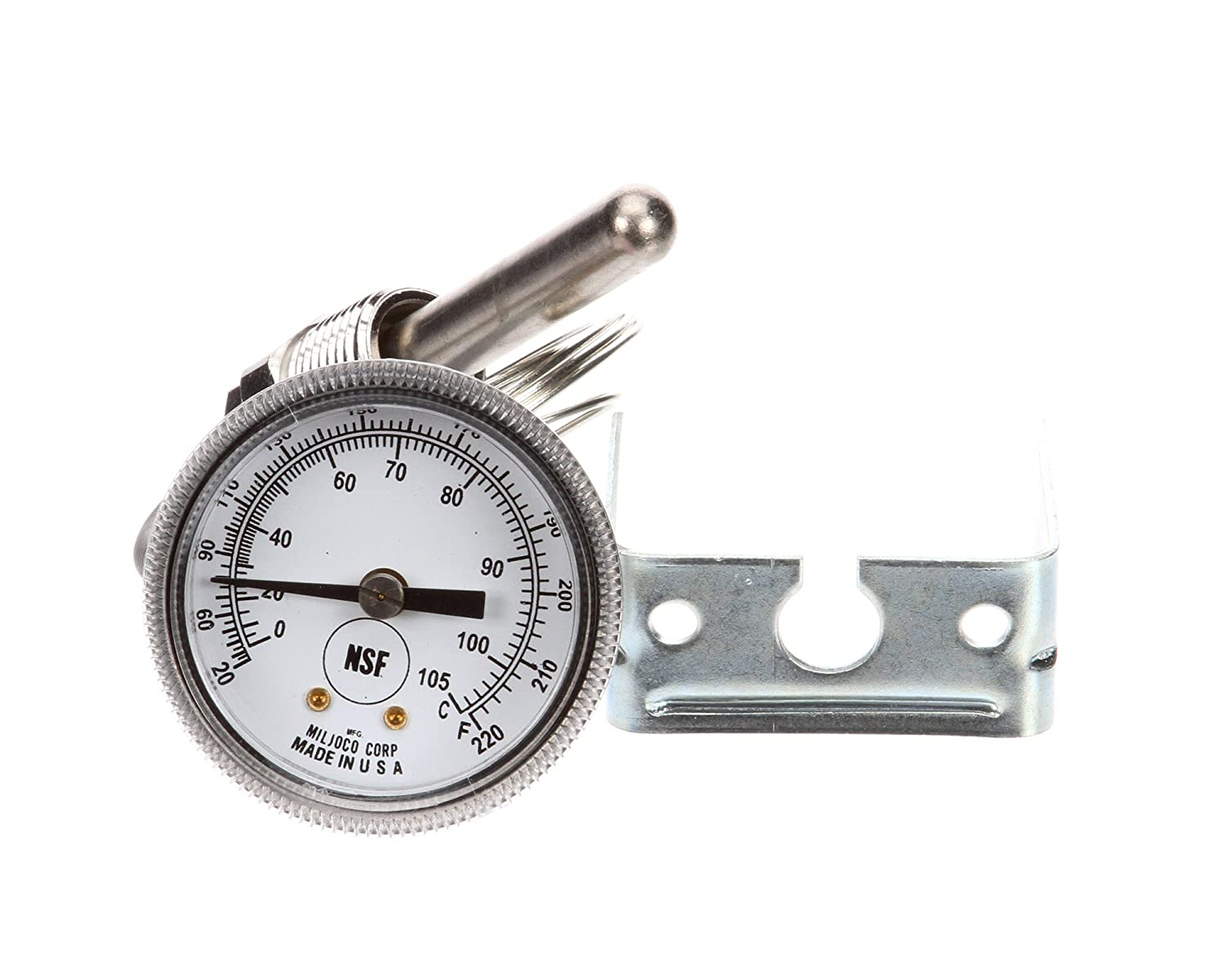 Image of American Dish Service 299-1004 Temperature Gauge