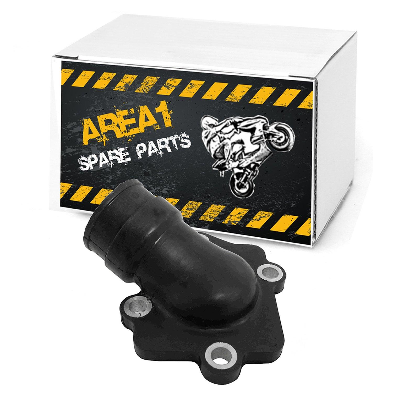 Aerox Naked 50 Ansaugstutzen Yamaha Neos 50 2T Why 50 2T 23 mm