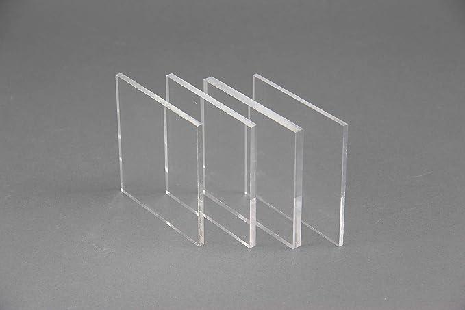 5 mm, 1200 x 800 mm Makrolon//Polycarbonat Scheibe//Platte Zuschnitt 2-8 mm transparent//klar