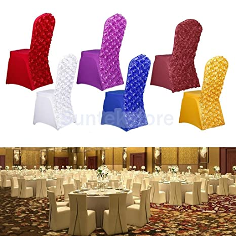 Buy Generic Gold Stretch Elastic Thicken Chair Cover Slipcover