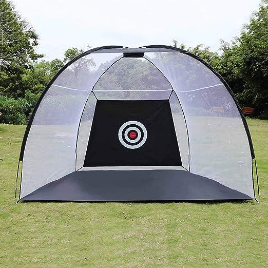 Joy-Beau 2/3 m Práctica de Jaula de Golf Entrenamiento en Red ...
