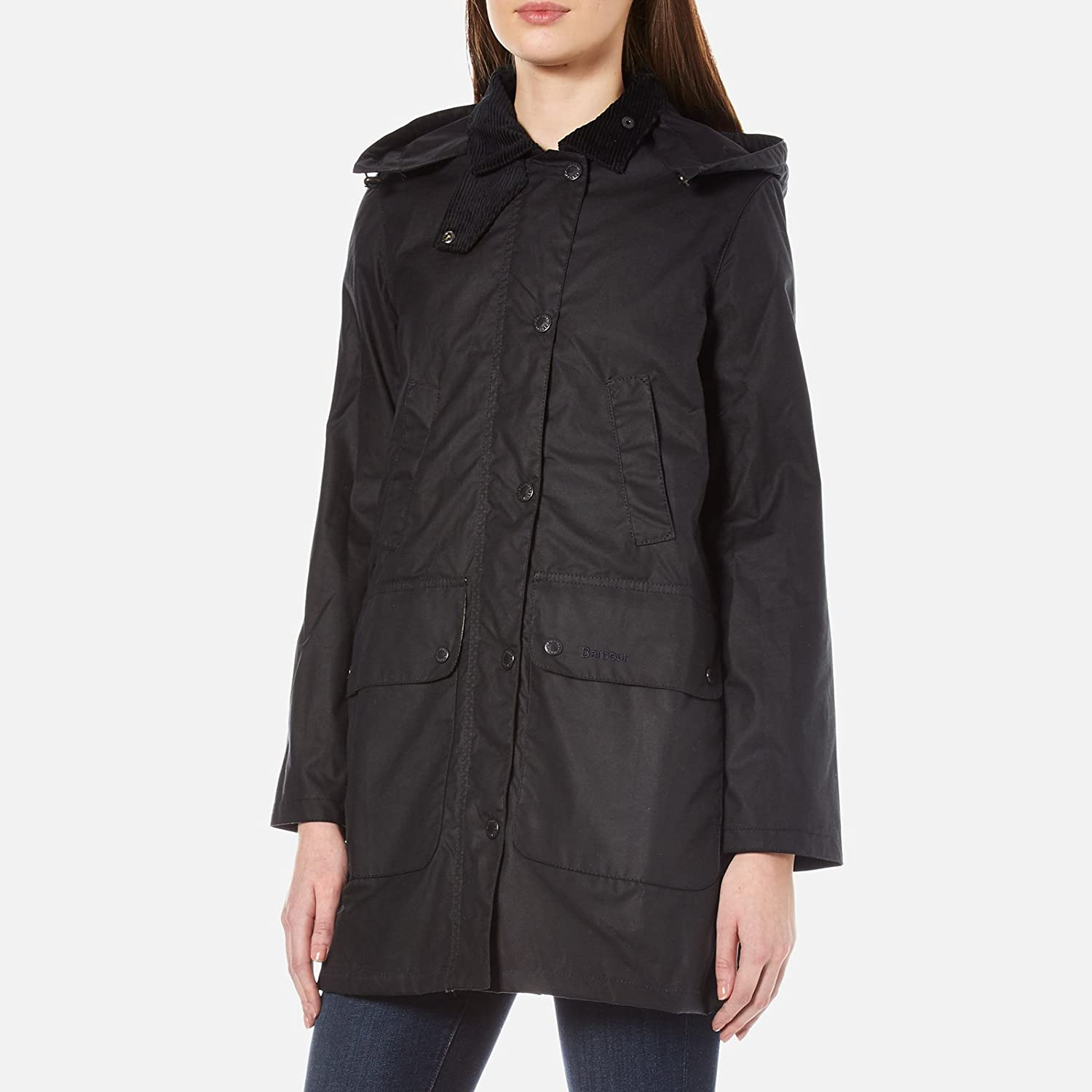 Barbour jacke border damen