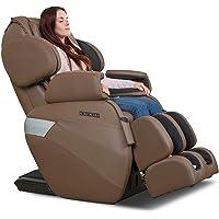 RELAXONCHAIR [MK-II Plus] Full Body Zero Gravity Shiatsu Massage Chair with Built-in Heat and Air Massage System…