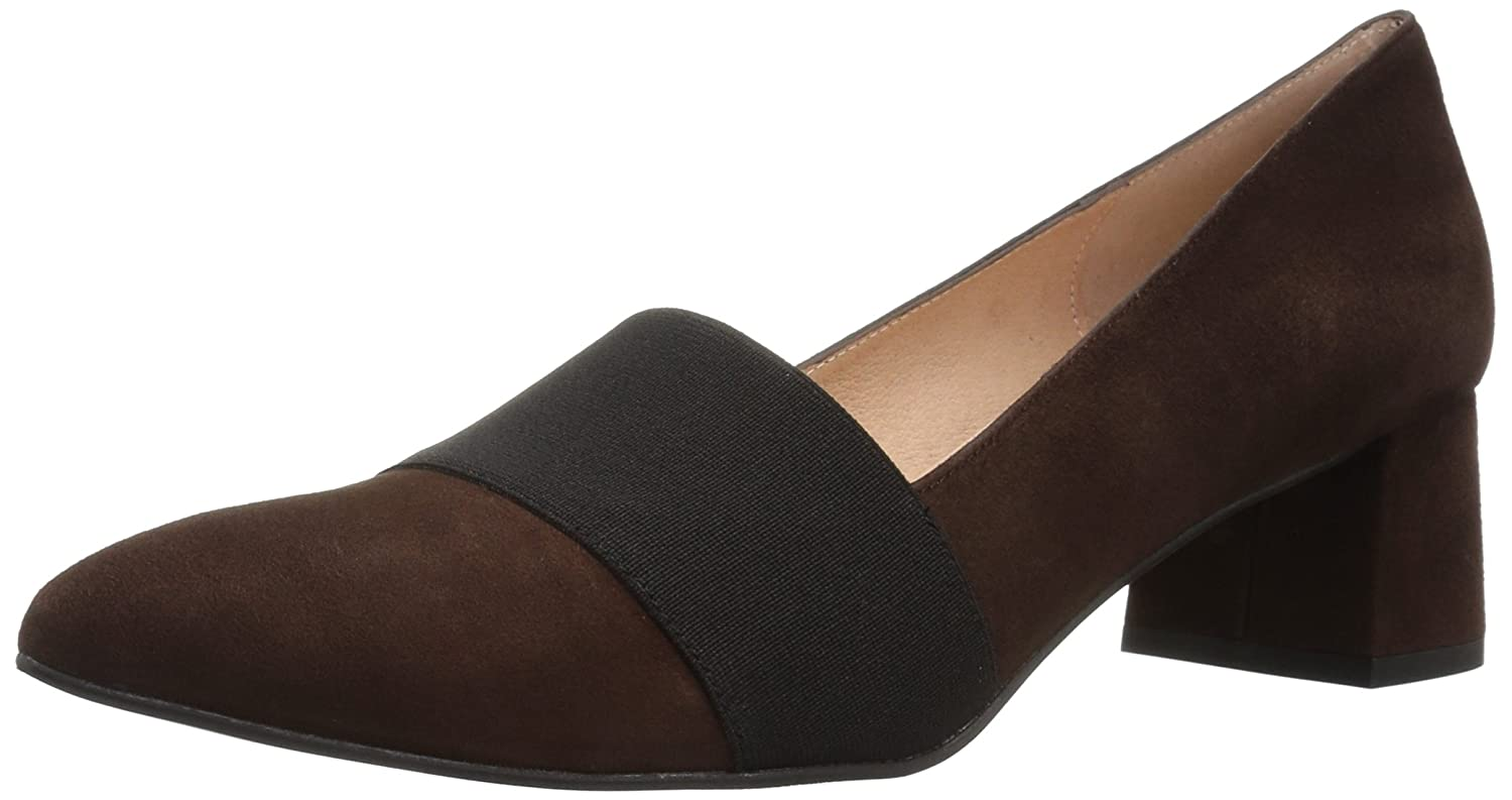 French Sole FS/NY Women's Zed Pump B072BPR4TB 7 B(M) US|Brown