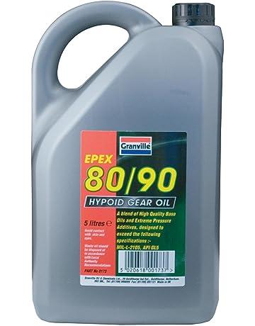 Granville 0173 - Aceite hipoidal para transmisiones (80W-90, 5 l)