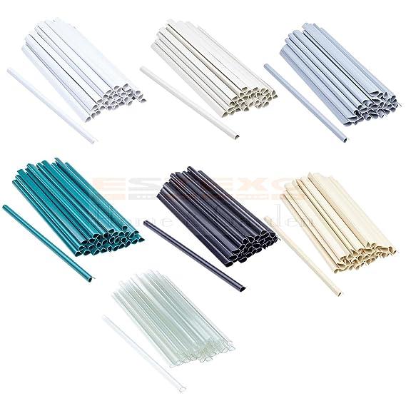Estexo 30 Stück Befestigungsclips für PVC Sichtschutzstreifen Clip ...