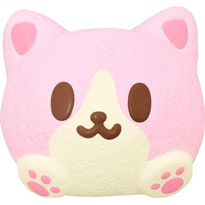 ibloom Japan Jumbo Soft Mike Pan Cat Squishy (Mimi): Toys & Games