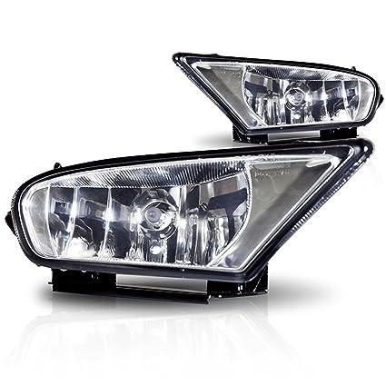 71CVkiOFzZL._SX425_ amazon com 05 07 honda odyssey oem style clear fog lights automotive