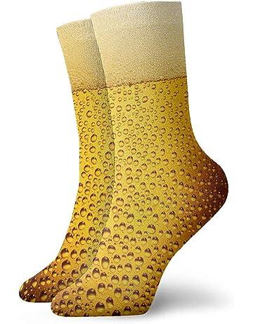 Tedtte Yoga Mandala Zen Meditation Hippie Chakra Neuheit Crew Socken Athletic Socks Str/ümpfe 30Cm