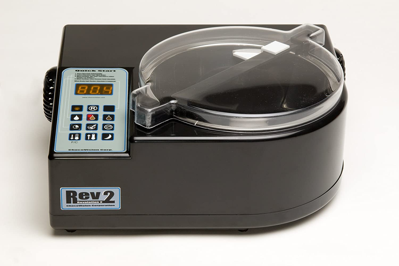Amazon.com: ChocoVision C116USREV2BLACK Revolation 2 Chocolate ...