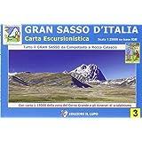 Gran Sasso d'Italia. Carta escursionistica 1:25.000