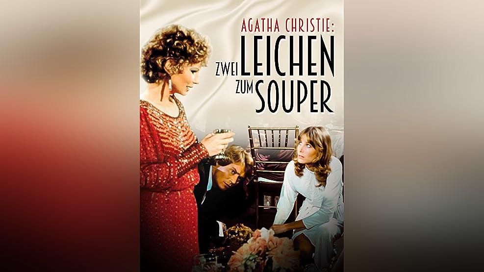 Agatha Christie: Zwei Leichen zum Souper